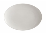 Maxwell & Williams White Basics Oval Plate 30x22cm-maxwell-and-williams-What's Cooking Online Store