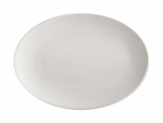 Maxwell & Williams White Basics Oval Plate 35x25cm-maxwell-and-williams-What's Cooking Online Store