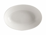 Maxwell & Williams White Basics Oval Bowl 25x17cm-maxwell-and-williams-What's Cooking Online Store