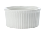 Maxwell & Williams White Bascis Ramekin 12 cm-oven-to-table--What's Cooking