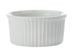 Maxwell & Williams White Bascis Ramekin 8.5 cm-oven-to-table--What's Cooking