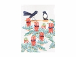 Maxwell & Williams Royal Botanic Gardens Garden Friends Tea Towel 50x70cm Willy Wag Tail-maxwell-and-williams-What's Cooking Online Store